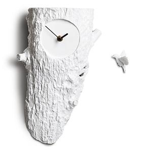 Часы Поющие Птицы в дереве