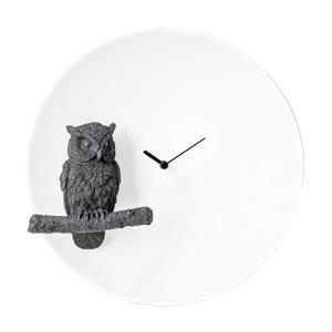 Серия Луна-Часы Сова