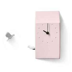 Поющие Птицы в домике (розовый)