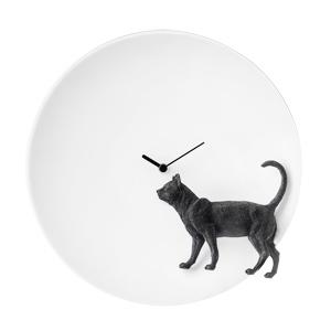 Серия Луна-Часы Кот