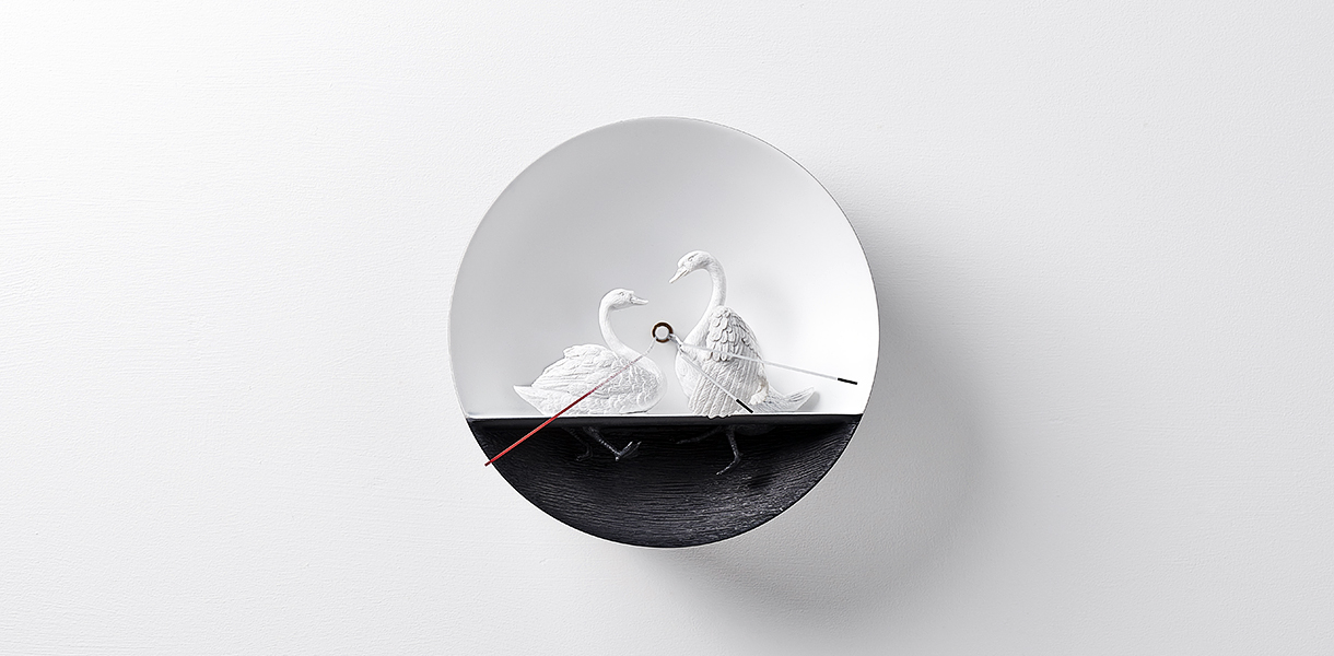 асы Waterbird X CLOCK — оригинальный подарок дорогим людям