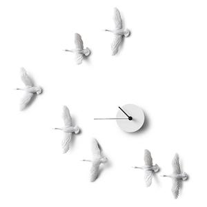 Часы Перелётные Птицы (форма V)