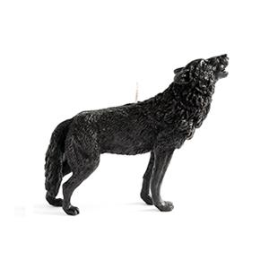 Свеча Волк
