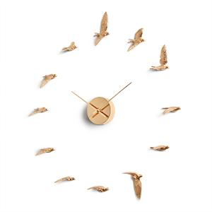 Часы Ласточки (золото)
